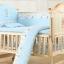 B10112 เตียงนอนไม้สามารถปรับเป็นโต๊ะเฟอร์นิเจอร์ได้ ลายเบาะ Jungle thumbnail 4