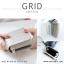 กระเป๋าสตางค์ผู้หญิง GRID สีเทาอ่อน thumbnail 1