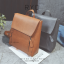 กระเป๋าเป้ผู้หญิง รุ่น RYO สีน้ำตาล thumbnail 5
