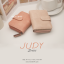 กระเป๋าสตางค์ผู้หญิง JUDY สีน้ำตาล thumbnail 20