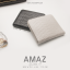 กระเป๋าสตางค์ผู้หญิง แบบบาง รุ่น AMAZ SlimII สีเทา thumbnail 7