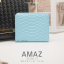 กระเป๋าสตางค์ผู้หญิง แบบบาง รุ่น AMAZ SlimII สีเทา thumbnail 25