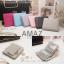 กระเป๋าสตางค์ผู้หญิง แบบบาง รุ่น AMAZ SlimII สีดำ thumbnail 3