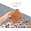 กระเป๋าสตางค์ผู้หญิง JUDY สีน้ำตาล thumbnail 2
