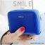 กระเป๋าใส่บัตร เอนกประสงค์ รุ่น SMILE ฟ้า thumbnail 6