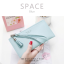 กระเป๋าสตางค์ผู้หญิง ทรงถุง รุ่น SPACE สีฟ้า thumbnail 1