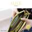 กระเป๋าสตางค์ผู้หญิง ทรงถุง กระเป๋าคลัทช์ สีเขียว รุ่น ALICE thumbnail 8