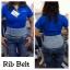 Rib Belt สีครีม Size M (26-30 นิ้ว) thumbnail 2