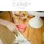 กระเป๋าสตางค์ผู้หญิง ใบสั้น รุ่น CANDY สีชมพู thumbnail 21