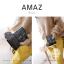 กระเป๋าสตางค์ผู้หญิง ขนาดกลาง รุ่น AMAZ สีเงิน thumbnail 11