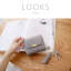 กระเป๋าสตางค์ผู้หญิง ใบสั้น รุ่น LOOKS สีดำ thumbnail 12