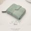 กระเป๋าสตางค์ผู้หญิง JUDY สีน้ำตาล thumbnail 13