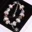 ข้อมือมูลาโน Murano silver beads thumbnail 1