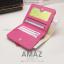 กระเป๋าสตางค์ผู้หญิง แบบบาง รุ่น AMAZ SlimII สีเทา thumbnail 14