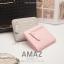 กระเป๋าสตางค์ผู้หญิง แบบบาง รุ่น AMAZ SlimII สีดำ thumbnail 6