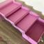 กระเป๋าเครื่องสำอางค์ BB03 สีชมพู thumbnail 3