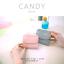 กระเป๋าสตางค์ผู้หญิง ใบสั้น รุ่น CANDY สีเทา thumbnail 10