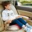เบาะที่นั่งเสริมติดรถยนต์ Booster seat ยี่ห้อ kid star (ของใหม่) สินค้านำเข้าคุณภาพ C10124 thumbnail 9