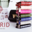 กระเป๋าสตางค์ผู้หญิง GRID สีเทาอ่อน thumbnail 5