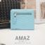 กระเป๋าสตางค์ผู้หญิง แบบบาง รุ่น AMAZ SlimII สีดำ thumbnail 24
