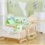 B10131 เตียงนอนไม้สำหรับเด็ก ครบชุดแถมเปลไกวเล็ก thumbnail 1