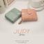 กระเป๋าสตางค์ผู้หญิง JUDY สีน้ำตาล thumbnail 21