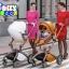 รถเข็นเด็ก Premium design Ovule basket เเบบ High landscape สีขาว ฺ/ สีน้ำตาล thumbnail 1