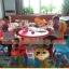 E10906 โต๊ะเขียนหนังสือเด็ก (โต๊ะกลม) สีชมพู thumbnail 10