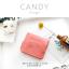 กระเป๋าสตางค์ผู้หญิง ใบสั้น รุ่น CANDY สีชมพู thumbnail 18