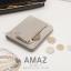 กระเป๋าสตางค์ผู้หญิง แบบบาง รุ่น AMAZ SlimII สีดำ thumbnail 14