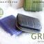 กระเป๋าสตางค์ผู้หญิง GRID สีเทาอ่อน thumbnail 8