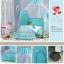 TB21012 เตียงนอนเด็ก (สไตล์ยุโรป) สีเขียว thumbnail 10