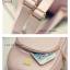 กระเป๋าเป้ผู้หญิง รุ่น AMAZ BAG สีชมพู thumbnail 11
