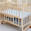 B10108 เตียงนอนไม้สำหรับเด็ก สามารถปรับเป็นโต๊ะเฟอร์นิเจอร์ได้ เบาะลายสวนสัตว์ thumbnail 3