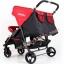 C10190 รถเข็นเด็ก น้องคู่แฝด SeeBaby (MT22) สีแดง thumbnail 2
