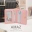 กระเป๋าสตางค์ผู้หญิง แบบบาง รุ่น AMAZ SlimII สีเทา thumbnail 24
