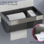 DIY-15 เซตกล่องใส่กระดาษทิชชู่ ไม่ต้องเจาะผนัง thumbnail 4