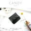 กระเป๋าสตางค์ผู้หญิง ใบสั้น รุ่น CANDY สีเทา thumbnail 11