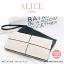 กระเป๋าสตางค์ผู้หญิง ทรงถุง กระเป๋าคลัทช์ สีเขียว รุ่น ALICE thumbnail 24