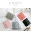 กระเป๋าสตางค์ผู้หญิง ใบสั้น รุ่น CANDY สีชมพู thumbnail 3