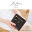 กระเป๋าสตางค์ผู้หญิง JULIUS Slim สีเขียวมิ้นท์ thumbnail 11