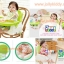 เก้าอี้เนั่งกินข้าวเด็กแบบพกพา C10150(สีเขียว) thumbnail 2