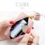 กระเป๋าสตางค์ ใส่เหรียญ รุ่น CUBE สีม่วง thumbnail 23