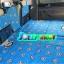 แผ่นปูปิดช่องวางเท้าเบาะหลังรถ กันเด็กตก ขนาด 134 x 75 cm (แดง)A10102 thumbnail 4