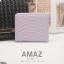 กระเป๋าสตางค์ผู้หญิง แบบบาง รุ่น AMAZ SlimII สีเทา thumbnail 10