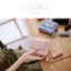 กระเป๋าสตางค์ผู้หญิง ใบสั้น รุ่น LOOKS สีดำ thumbnail 6
