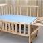B10108 เตียงนอนไม้สำหรับเด็ก สามารถปรับเป็นโต๊ะเฟอร์นิเจอร์ได้ เบาะลายสวนสัตว์ thumbnail 2