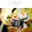 กระเป๋าสตางค์ผู้หญิง ใบสั้น รุ่น CANDY สีเทา thumbnail 16