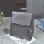 กระเป๋าเป้ผู้หญิง รุ่น RYO สีน้ำตาล thumbnail 9