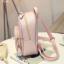 กระเป๋าเป้ผู้หญิง รุ่น AMAZ BAG สีชมพู thumbnail 2